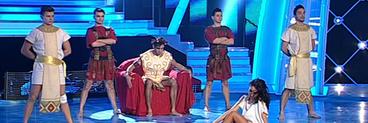 """Nicoleta Luciu, dans porno la """"Dansez pentru tine"""". Vezi in ce pozitii s-a frecat partenerul de ea si cum a stropit-o la final, dupa ce i s-au intarit sfarcurile!"""