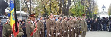 Primele imagini de la inmormantarea lui Serban Ionescu! Actorul va fi inmormantat cu onoruri militare!