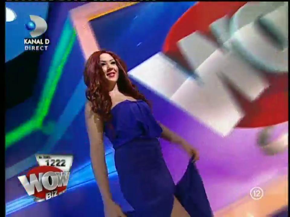 Ea este Andreea, sosia Biancai Dragusanu: