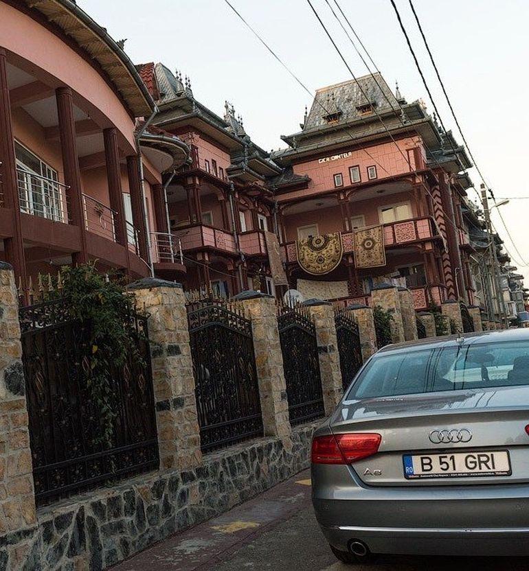 Daca te uiti la poza, pare doar un Audi A6 2013 si atat! Ramai interzis abia dupa ce dai click si vezi cine e proprietarul! Imaginea de 1.000 de Likeuri aici