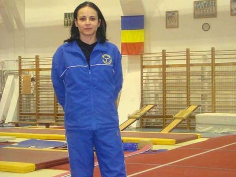 Corina Ungureanu a reprezentat Romania in lume