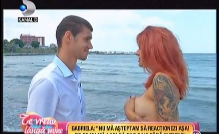 Gabriela de la