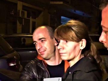 Criminala de la metrou, Magdalena Serban s-a napustit cu pumnii la medicul care o consulta