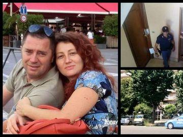 Crima infioratoare intr-o familie de romani din Italia! Si-a omorat sotia si apoi a sunat sa ceara ajutorul politiei