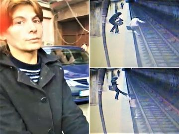 "Magdalena Serban i-a pus o intrebare in sala de judecata tinerei pe care a vrut sa o impinga in fata metroului: ""Daca e asa de panicata si zice ca are atata durere, cum a reusit sa..."""