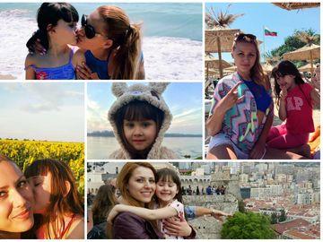 Victoria Marinova, jurnalista bulgară violată şi ucisă, lasă în urmă o fetiţă superbă