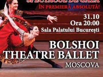 Au fost puse în vânzare pachetele VIP Exclusive All Inclusive pentru Spectacolul de Gală al balerinilor de la Bolshoi Moscova