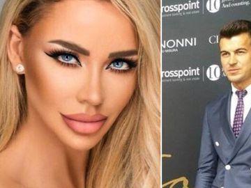 Bianca Drăguşanu şi Adrian Alexandrov, împreună! Unde au fost surprinşi cei doi
