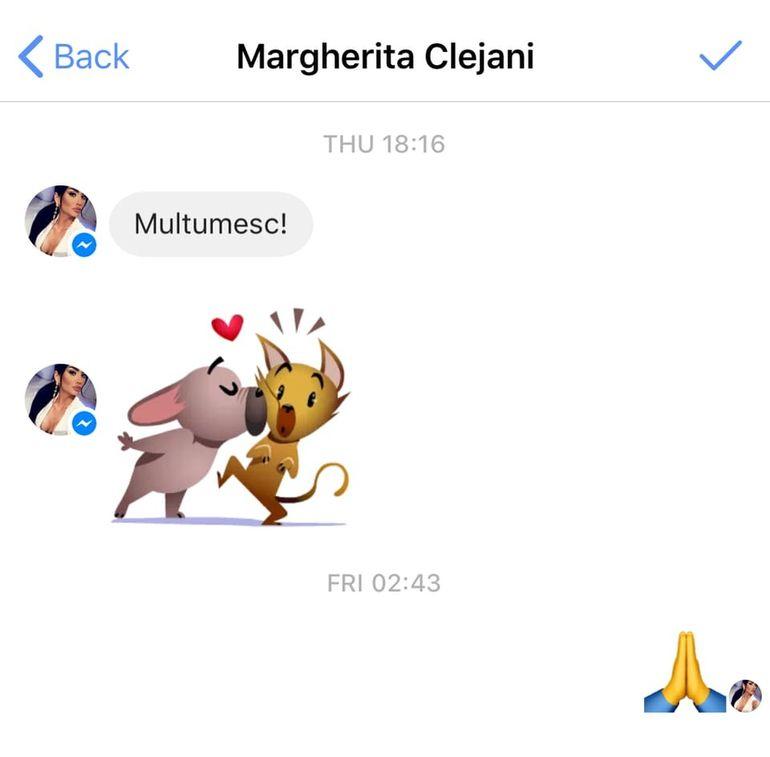 Margherita din Clejani, sexy, în dormitor! Şi-a scos sânii la înaintare!