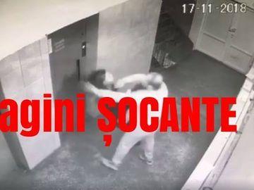 El e bărbatul care a tâlhărit-o pe fata din Alba Iulia în scara blocului! Fusese eliberat din puşcărie acum două luni