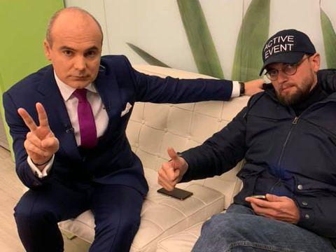 Cutremur în televiziune! Rareş Bogdan şi-a anunţat demisia de la Realitatea! Reacţia lui Cozmin Guşă