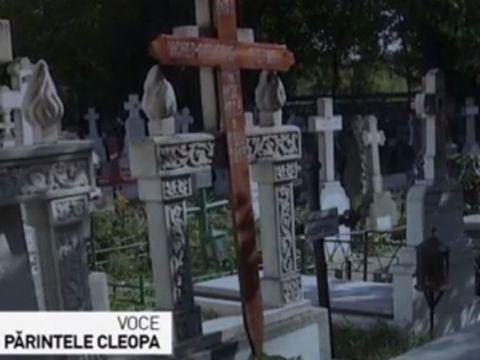 Povestea mortului neputrezit de la Huşi! Un bărbat dormea în cimitir şi a auzit zgomote ciudate dintr-un mormânt! Ce a urmat este înfiorător