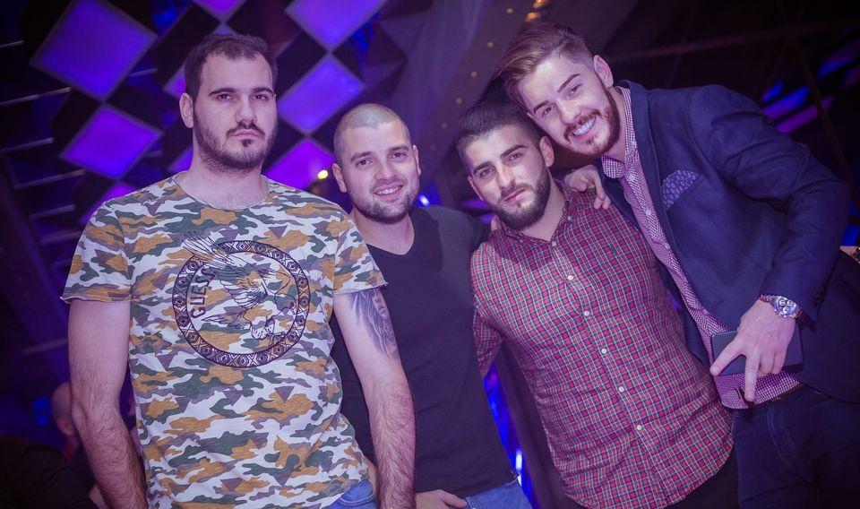 Concurenţii de la Insula Iubirii, show total în club! Un detaliu aruncă în aer relaţia dintre Bogdan şi Hannelore