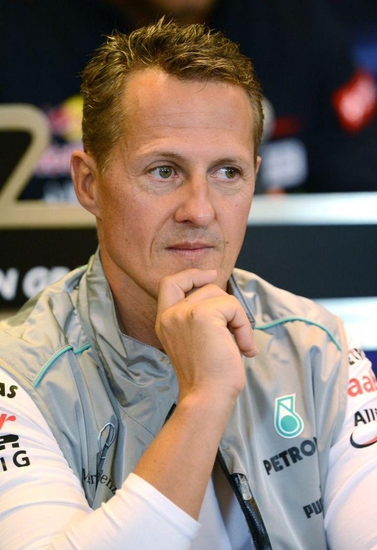 Super emotionant! Uite cum reactioneaza Michael Schumacher atunci cand sotia si baietii lui vorbesc cu el!