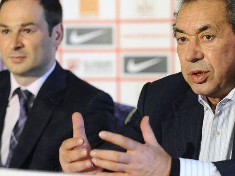 """Scandal urias la Dinamo! Nicolae Badea l-a somat pe Ionut Negoita sa ii plateasca orele de antrenament la baza sportiva din """"Stefan cel Mare"""" din aprilie!"""