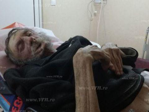 Un barbat a venit la spital viu, dar in stare de putrefactie. Medicii spun ca nu au vazut in viata lor asa ceva