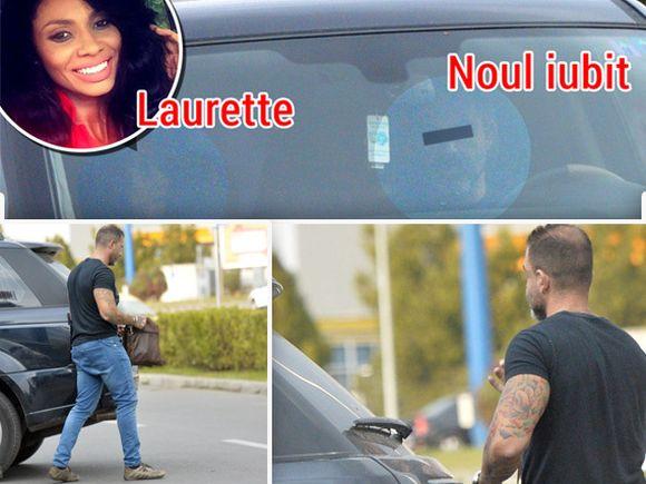 Va fi invidiat de toţi bărbaţii! Cine este cel care a pus mâna pe Laurette? VIDEO