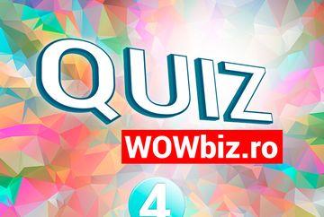 WOWQuiz #4
