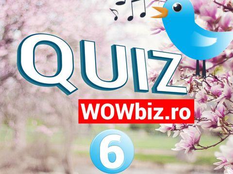 WOWQuiz #6
