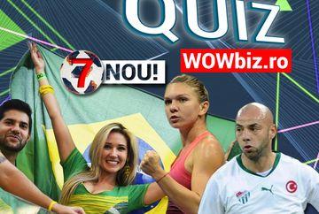 WOWQuiz #7 Sport Quiz