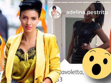 Adelina Pestriţu a avut un şoc! Şi-a găsit poza pe un site de matrimoniale! Vezi ce mesaj INCREDIBIL i-a transmis femeii care se foloseşte de imaginea  ei. FOTO!
