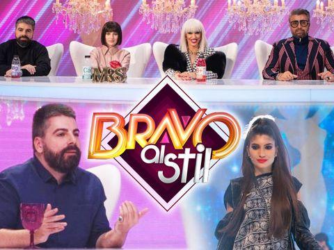 """Concurenta Ilinca încalcă regulile competiției """"Bravo, ai stil!""""? Jurații intervin de urgență!"""