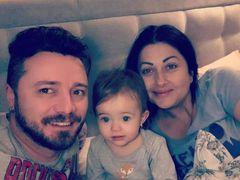 """Gabriela Cristea și Tavi Clonda, tablou de familie! """"Iubire adevărată"""""""
