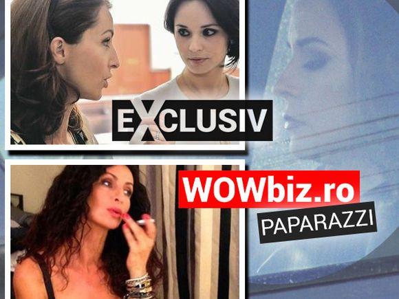 """Primele imagini cu Andreea Marin după ce Răduleasca a făcut-o """"vită""""! Surprinsă în trafic, cu ochii pe telefon! VIDEO EXCLUSIV"""