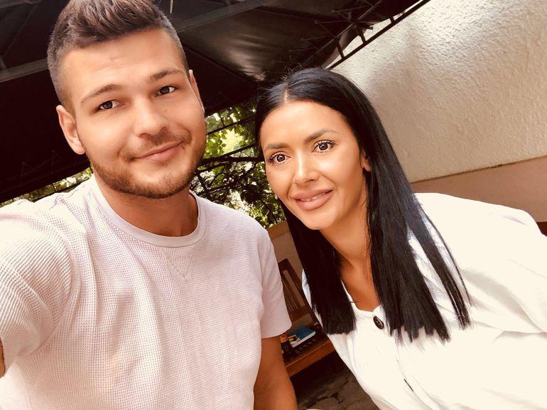 """Raluca Dumitru, confidenta lui Răzvan Botezatu! """"Știam că e gay, dar nu m-a interesat asta"""" EXCLUSIV"""