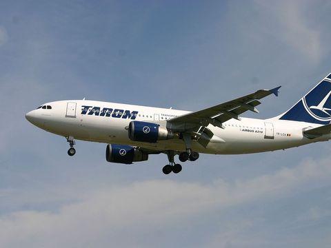 Panică în aer! Ce a pățit în zbor un avion TAROM