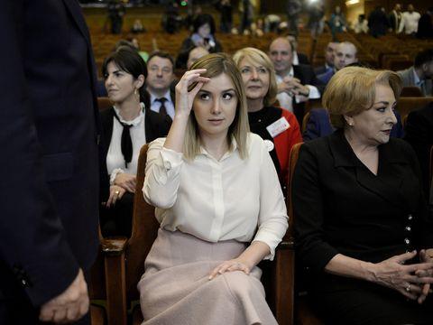Iubita lui Dragnea, chemată în instanță! Jurnaliștii de la Times New Roman contraatacă și o dau în judecată pe iubita președintelui Camerei Deputaților