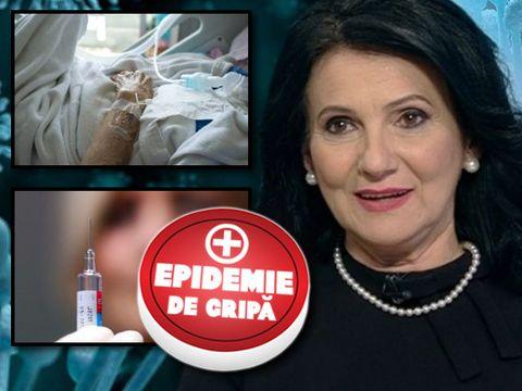 Adevărul despre declararea oficială a epidemiei de gripă! De ce nu a fost făcut încă anunțul?