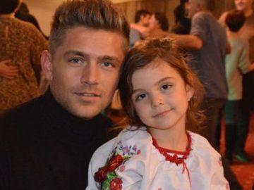 Mesajul emotionant al faimosului Costin Gheorghe pentru fiica sa