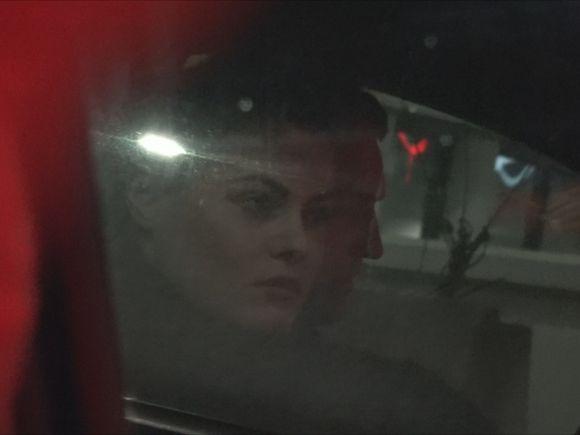 """Syda, întâlnire la ceas de seară cu iubita pe care a scos-o cu forța din mașină! S-au întors la """"locul faptei"""" dar n-au putut să se privească în ochi! VIDEO EXCLUSIV"""