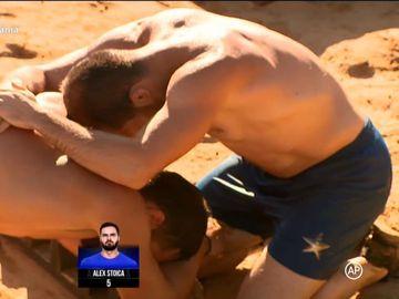 Primul eliminat din Exatlon sezonul 3 de la Războinici: Ovidiu pleacă acasă! Primele declarații după duelul pierdut cu Alex Stoica