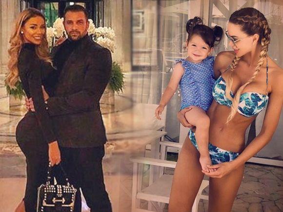 Decizia bombă luată de Bianca Drăgușanu în privința fiicei sale după ce s-a mutat cu Alex Bodi!