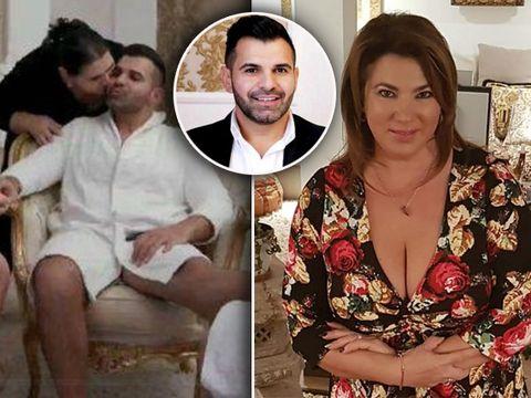 Incredibil! Legătura neștiută dintre musculosul Florin Pastramă și Mihaela Borcea! Cei doi au fost văzuți dansând apropiați într-un club
