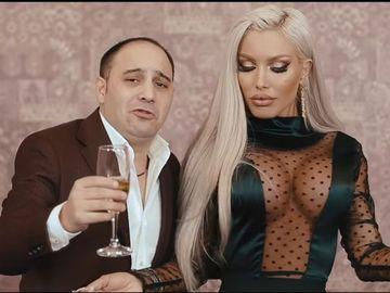 """Loredana Chivu, """"ilegal de sexy"""" în clipul lui MIhăiță Piticu! Fanii se întreabă dacă poartă sau nu chiloței"""