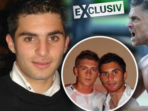 Cum îl alinta Franco, nepotul lui Pepe, pe Costin Gheorghe de la Exatlon! Cei doi erau cei mai buni prieteni! EXCLUSIV