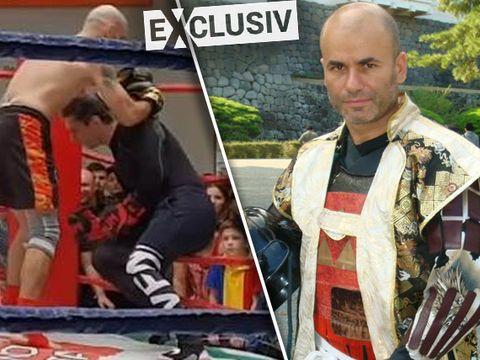 """Amatto Zaharia analizează lupta dintre Mircea Badea și motociclistul care l-a făcut praf în 5 secunde! """"Badea, un bărbat asumat! Dar..."""" EXCLUSIV"""