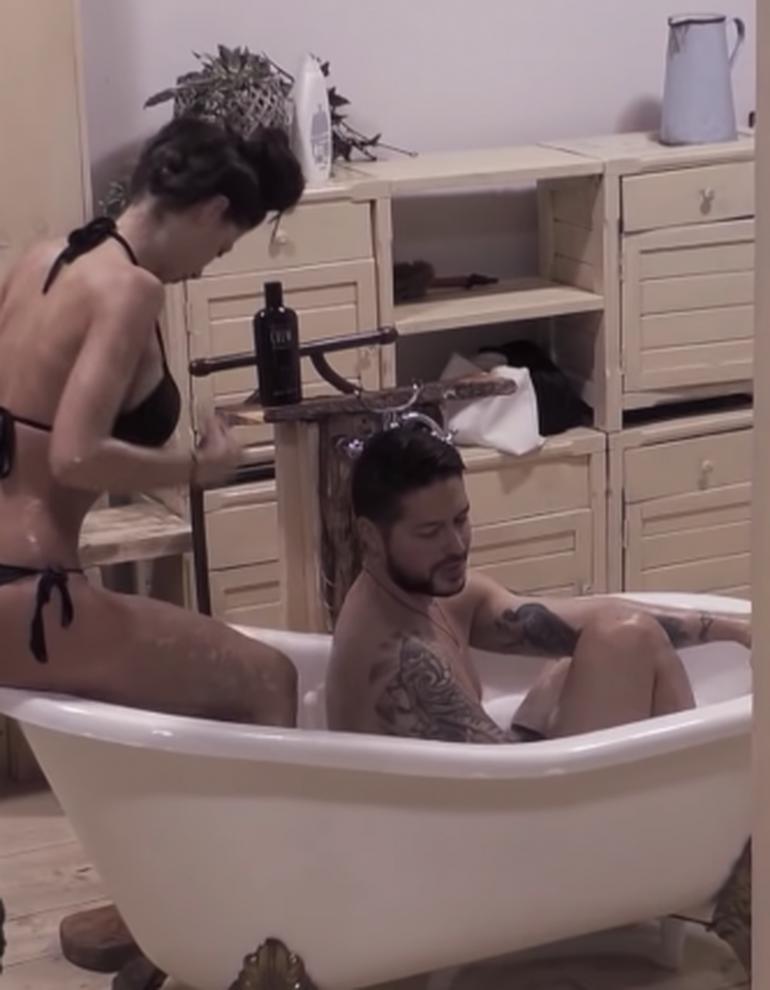 """Adevărul despre Ioana Filimon! Fosta Miss România a făcut baie cu Jorge, dar ce a spus despre iubitul ei de acasă! """"Are o situație finaciară bună""""!"""