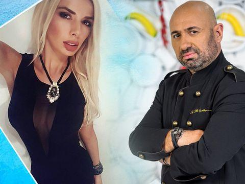 Legătura neștiută dintre Ioana Filimon  și un celebru bucătar de pe micile ecrane! Când i-a pus fosta Miss România inima pe jar bărbatului