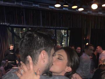 Cristina Ich și Alex Pițurcă, surprinși de PAPARAZZI în momente intime, în public
