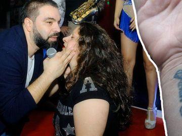 Ce gest extrem a făcut o româncă pentru Florin Salam! E clar, e îndrăgostită de cântărețul care se iubește cu Roxana Dobre