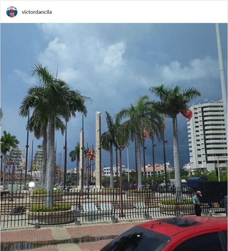 Fiul Vioricăi Dăncilă a plecat într-o vacanţă de 5 stele în Caraibe după ce şi s-a dublat salariul! Victor s-a cazat într-o locaţie exclusivistă dintr-o staţiune din Columbia! FOTO
