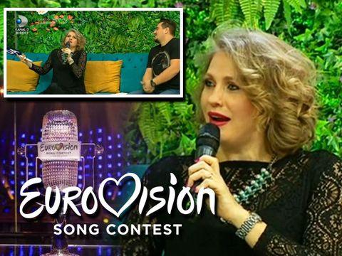 Mirela Vaida a recunoscut că a falsat la Eurovision!