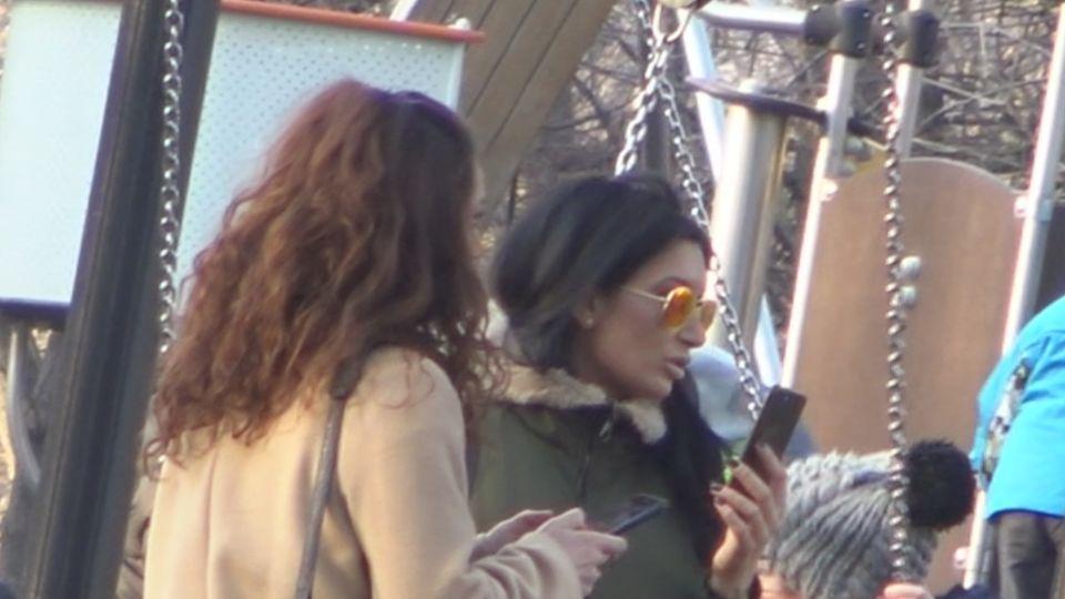 Primele imagini cu artista Cream după ce a participat la un show tv! Cum a fost surprinsă de paparazzi WOWbiz.ro VIDEO EXCLUSIV