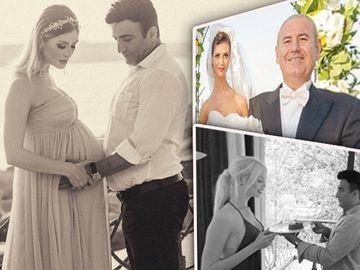 Fosta soție a lui Dorin Cocoș a născut un băiat în Dubai! În 2018 au mai devenit părinți: actuala iubită, a doua soție și fiul afaceristului
