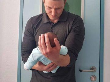 Bucurie mare! O celebră prezentatoare a născut un băiețel care a primit numele Dima