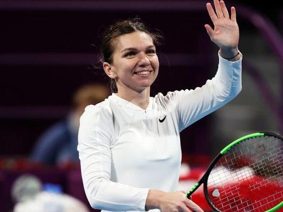 Simona Halep e în finală la Doha! Revenire de senzație în setul decisiv